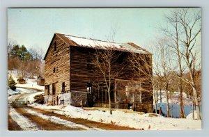 East Liverpool OH- Ohio, Gastons Mill Beaver Creek State Park,Chrome Postcard