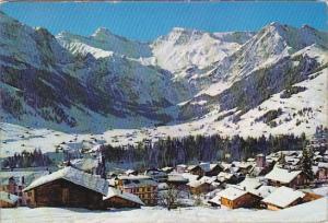 Switzerland Adelboden Tierhoernli Steghorn Wildstrubel Fitzer