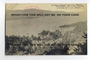 ft781 - Japan , Itsukushima - postcard