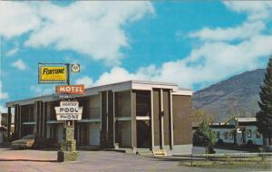 Fortune Motel , KAMLOOPS , B.C. , Canada , 40-60s