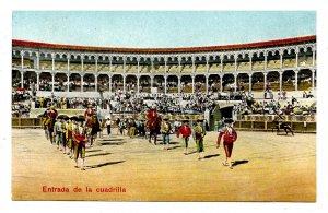 Bullfighting - Entrance of Participants
