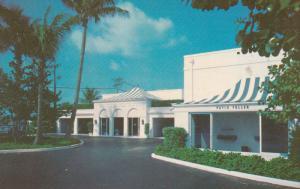 First National Bank, Patio Teller, PALM BEACH, Florida, 1940-1960s