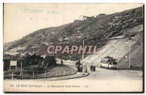 Old Postcard Le Havre Nice Boulevard Felix Faure