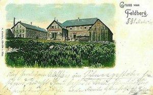 11710 - Ansichtskarten  POSTCARD - Deutschland GERMANY - GRUSS AUS Feldberg