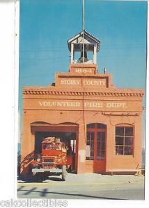 Storey County Fire Department-Virginia City,Nevada