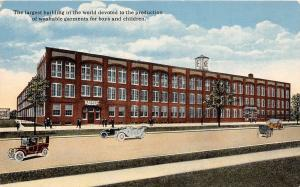 E56/ Cleveland Ohio Postcard c1910 Kaynee Factory Washable Clothes