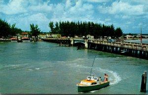 Florida John's Pass and Bridge