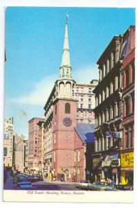 Old South Meeting House Boston MA 1975