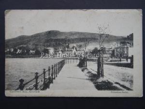 Scotland GOUROCK Cardwell Bay c1903 Postcard by Valentine