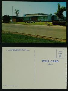 1305 Princess Elizabeth School, Orangeville Ontario c 1960s