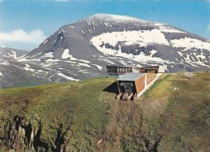 Cable-Way Tramcar Terminal & Mountain Restaurant, Fjellheisens Ovre Stasjon M...