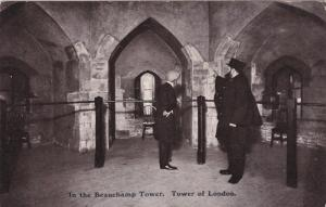 In The Beauchamp Tower, TOWER OF LONDON, London, England, UK, 1900-1910s