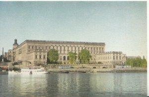 Sweden Postcard - Stockholm - Kungl Slottet - The Royal Palace - Ref TZ8000
