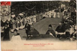 CPA Pelerinage eucharistique de maubeuge  (193268)