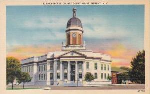 Cherokee County Court House Murphy North Carolina