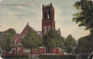 Lutheran Church, BURLINGTON, North Carolina, 1900-1910s