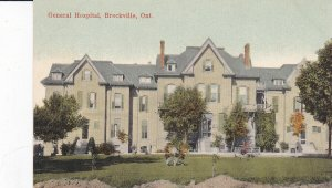 BROCKVILLE , Ontario , 1900-10s; General Hospital