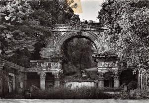 Wien Schoenbrunn Roemische Ruine Palace Roman Ruin