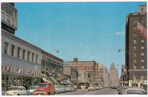 Ouellette Avenue , WINDSOR , Ontario , Canada , 50-60s
