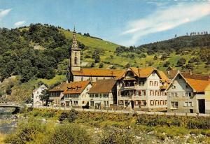Weisenbach im romantischen Murgtal Gasthaus und Baeckerei Pension Hirsch