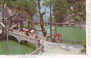 Taiwan Wulai Fall Fairy Paradise