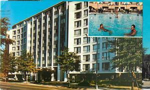 Gramercy Inn 1616 Rhode Island Ave. Washington DC 1976 Chrome