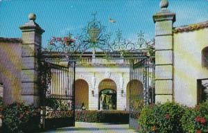 Florida's Famous Ringling Museum In Sarasota Florida