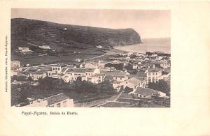 Switzerland Postcard Fayal Scores, Bahia de Horta