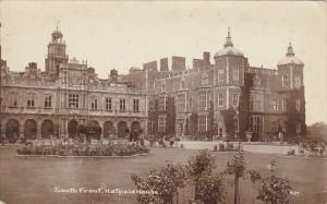 England South Front Hatfield House