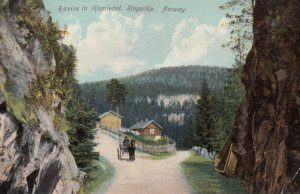 Ringerike , Norway , 00-10s ; Ravine in Humledal