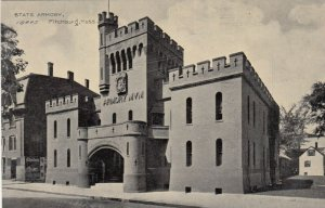 FITCHBURG , Massachusetts , 1900-10s ; Armory