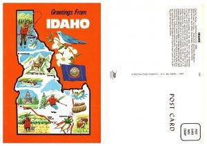 Idaho, The Gem State
