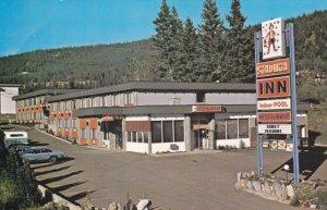 WILLIAMS LAKE, British Columbia, Canada, 1940-1960's; Sandman Inn