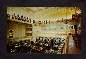 DC DAR Museum Daughter's American Revolution Library Washington Postcard