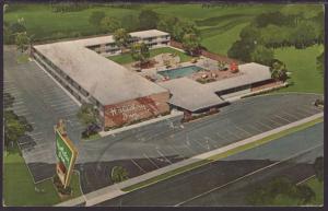 Holiday Inn,Blytheville,AR Postcard BIN