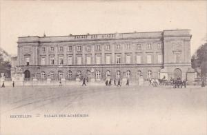 Belgium Brussells Palais Des Academies
