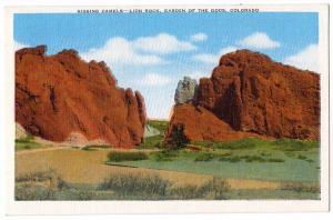 Kissing Camels, Lion Rock, Garden of the Gods, CO