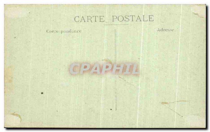 Old Postcard Place Grangier Dijon