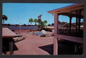 FL Casa Marina Motor Court Motel ST AUGUSTINE Postcard