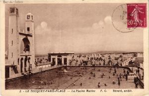 CPA F.G. LE TOUQUET-PARIS-PLAGE La Piscine Marine (406287)