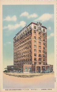 Texas Laredo Plaza Hotel Curteich sk4936