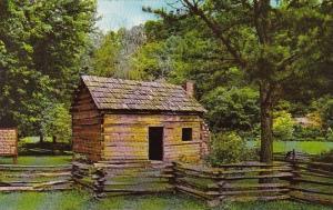 Abraham Lincoln's Boyhoow Home 1811 1816 Knob Creek Hodgenville Kentucky