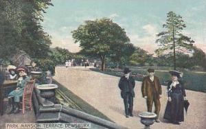 Park Mansion Terrace, Dewsbury (Yorkshire), England, UK, 1900-1910s