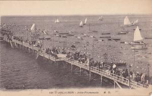 ARCACHON, Gironde, France, 1900-1910´s; Jetee-Promenade