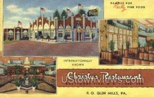 Christy's Restaurant - Glen Mills, Pennsylvania