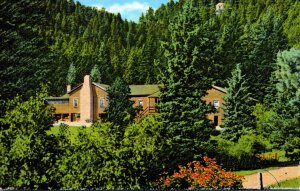 Colorado Indian Hills Geneva Glen Camp Main Lodge