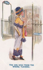 The Girl who took the wrong turn , 1900-10s