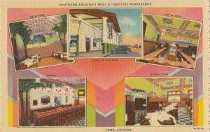 YUMA , Arizona , 1930-40s ; The Valley Cafe