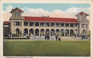 Michigan Detroit Casino Belle Isle