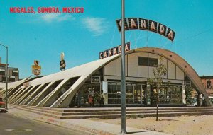 NOGALES , Sonora , Mexico , 1950-60s ; On The Plaza